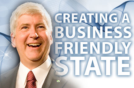 An Interview with Governor Rick Snyder