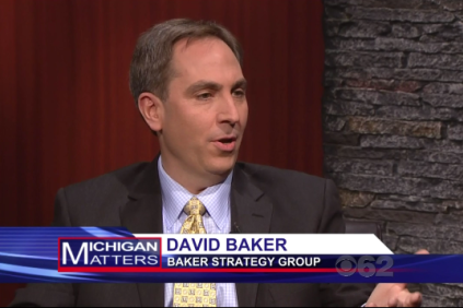 David Baker on Carol Cain's Michigan Matters